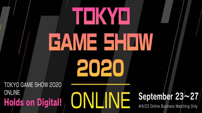 Tokyo Game Show 2020 News