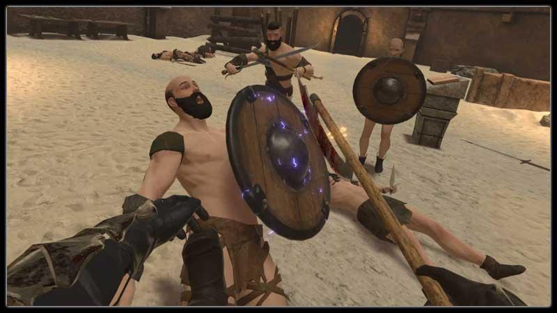 Blade and Sorcery Combat Overhaul