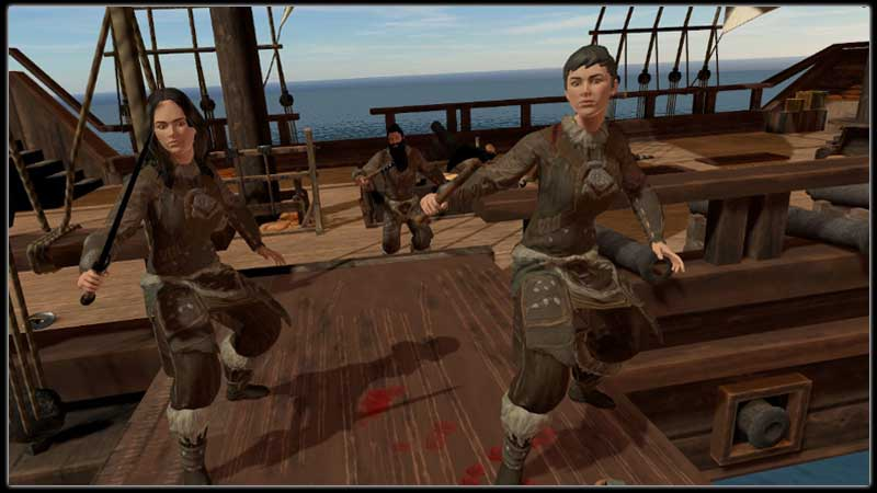 Blade and Sorcery Pirates Mod
