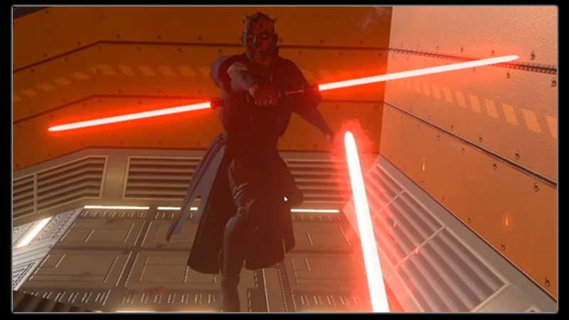 Star Wars Hero Mod for Blade & Sorcery