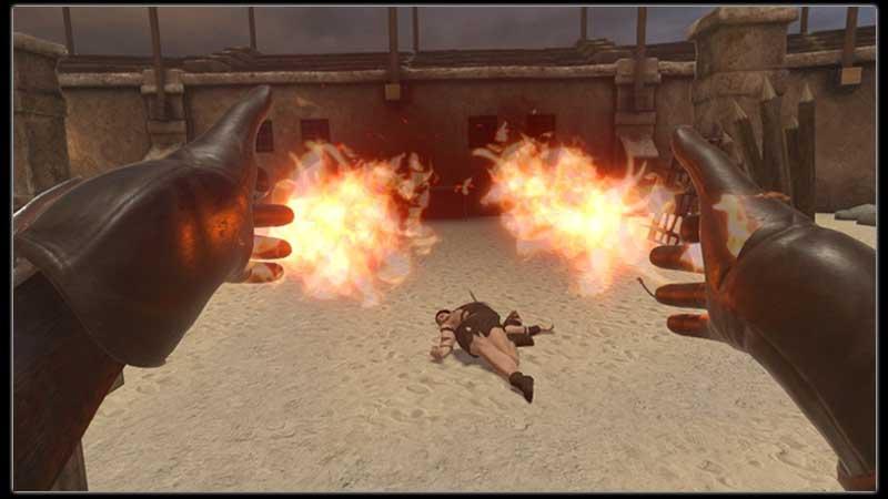 Fire Mod Blade and Sorcery Mods