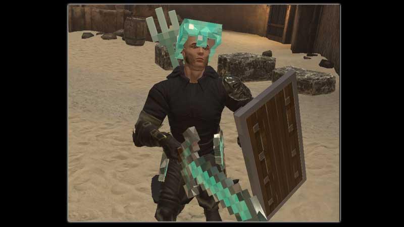 Minecraft Mod for Blade & Sorcery