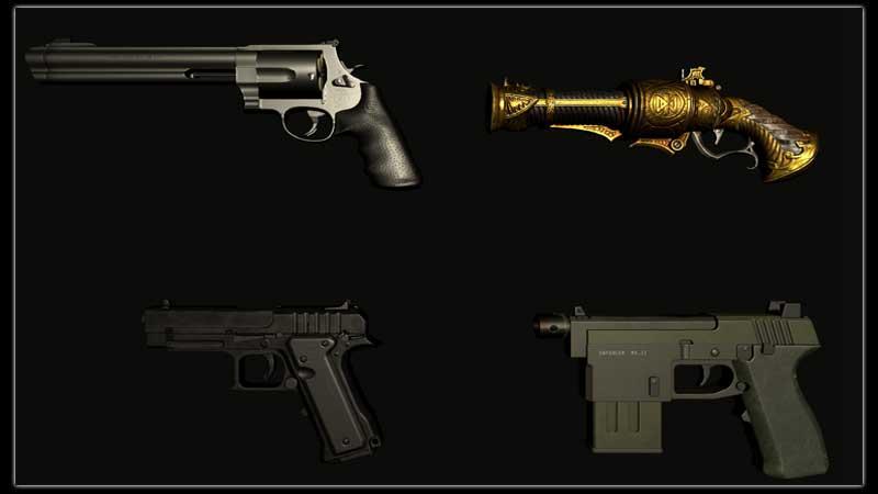 Pistols Mod for Blade & Sorcery