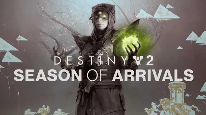 Destiny 2 Season of Arrivals Weapons List
