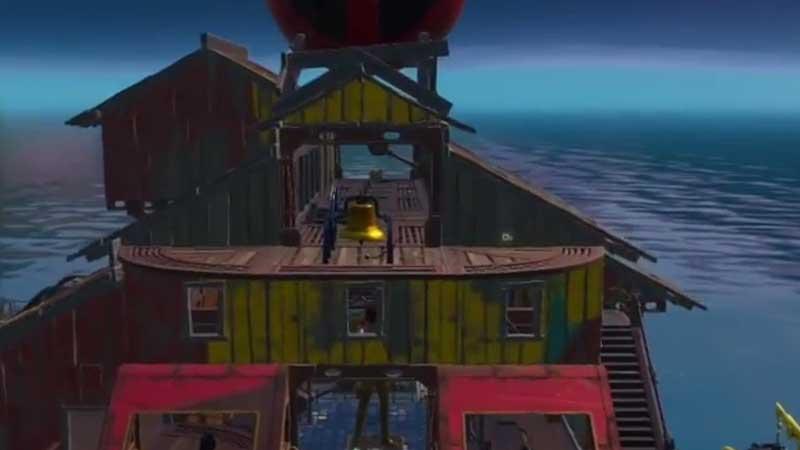 Fortnite Deadpool Floaty 4