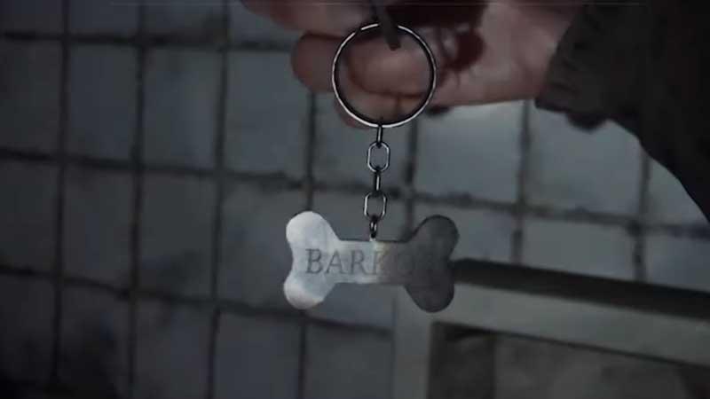 Last of Us 2 Barko Key Location