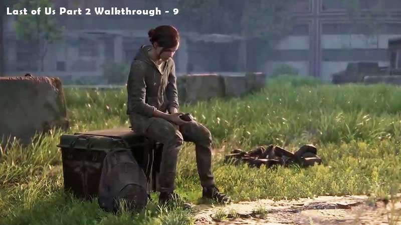 Last of Us Part 2 Chapter 9