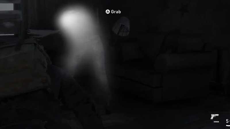 Last of Us 2 Stealth Kill