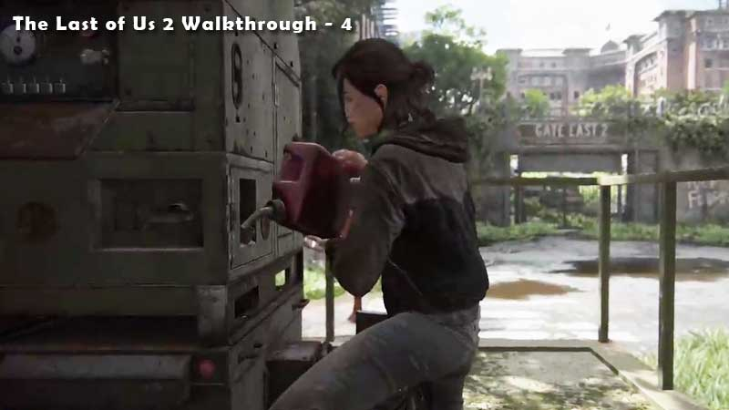 The Last of Us Chapter 4
