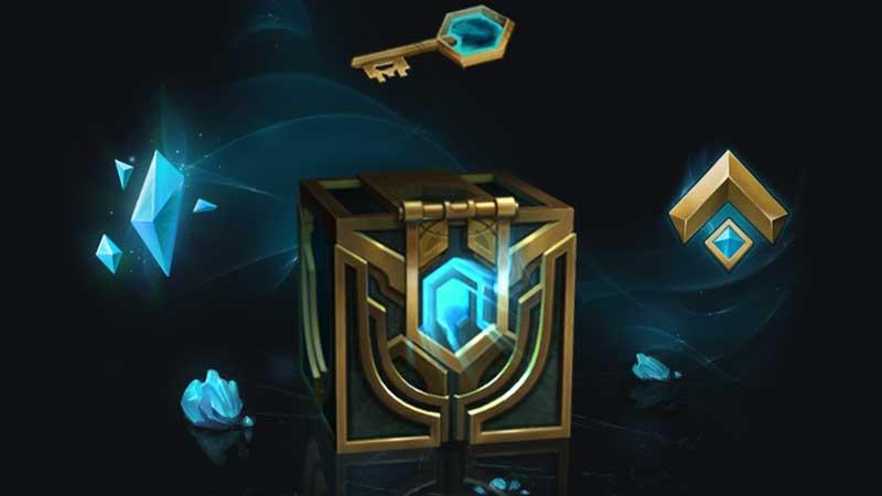 League of Legends Watch Rewards