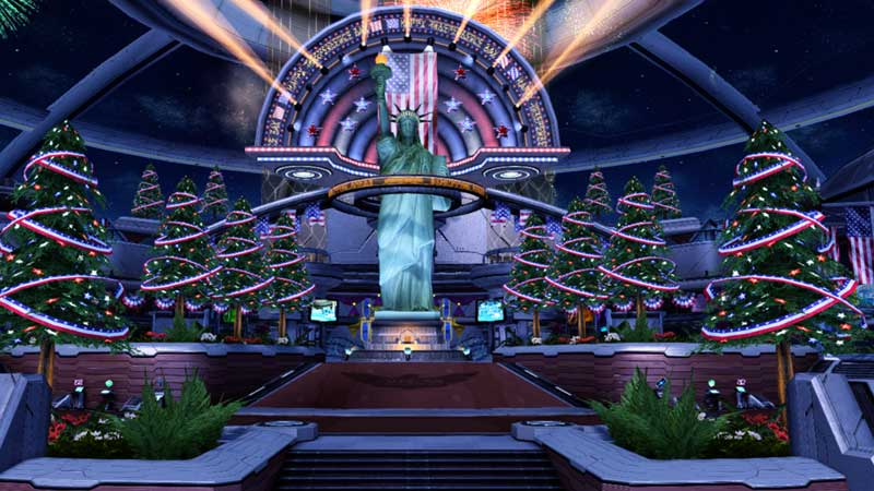 INDEPENDENCE DAY EVENT PS02