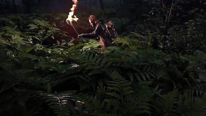Last of Us 2 Arrows attack