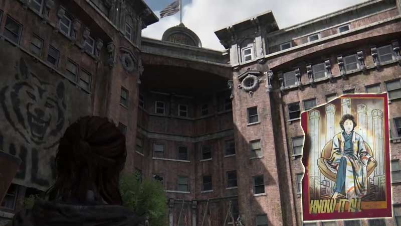 Last of Us Trading Card Location 13