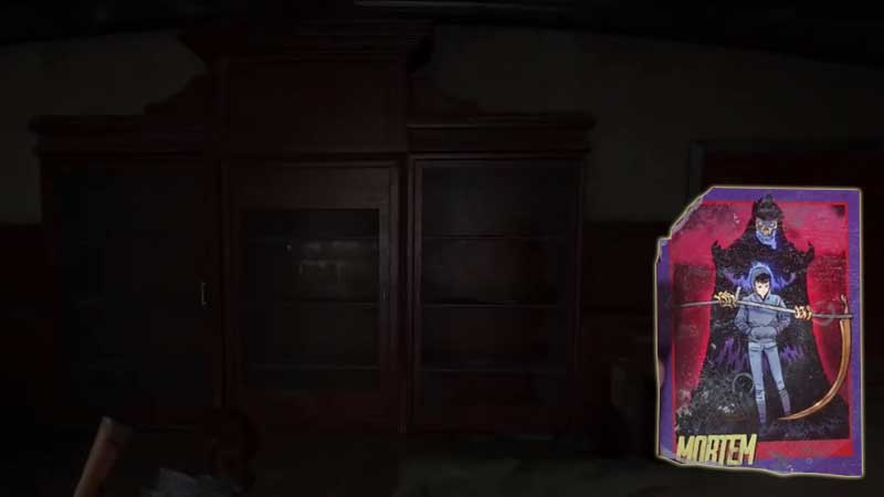 Last of Us Trading Card Location 25