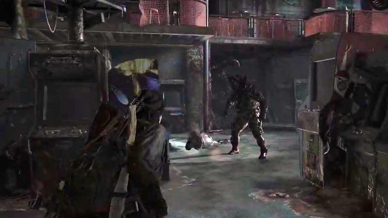 Last of Us Part 2 Flicker Boss Fight