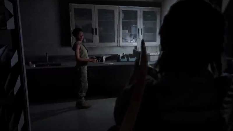 Finding Nora Last of Us 2