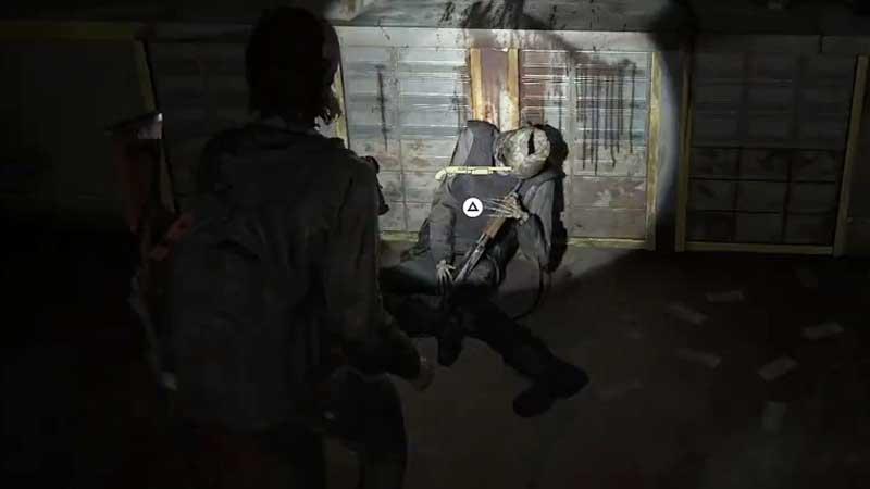 Last of Us 2 Shotgun Location