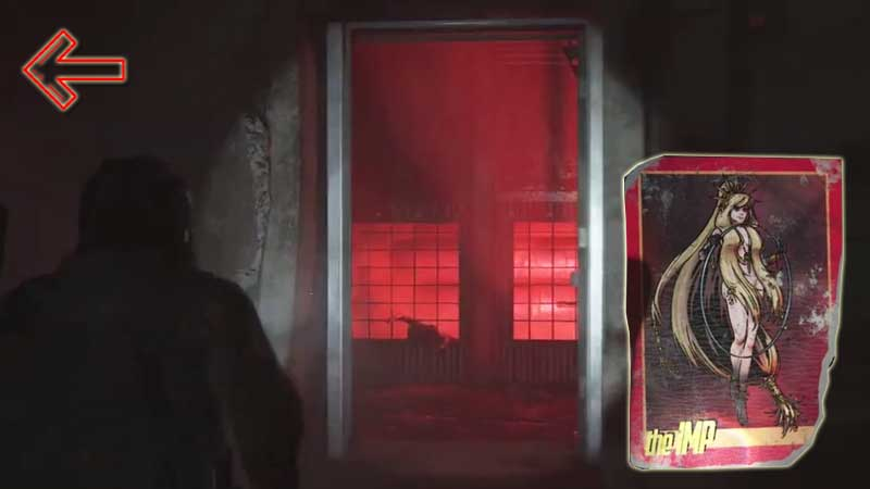 Last of Us Trading Card Location 22