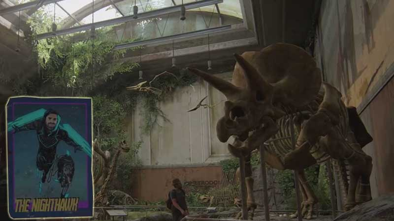 Last of Us Trading Card Location 27