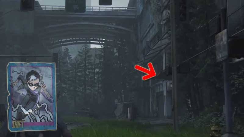 Last of Us Trading Card Location 36