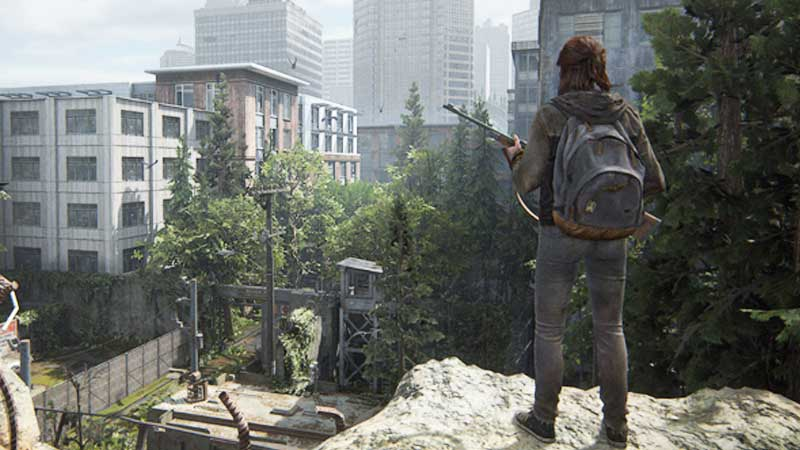 TLOU2 Weapons Guide