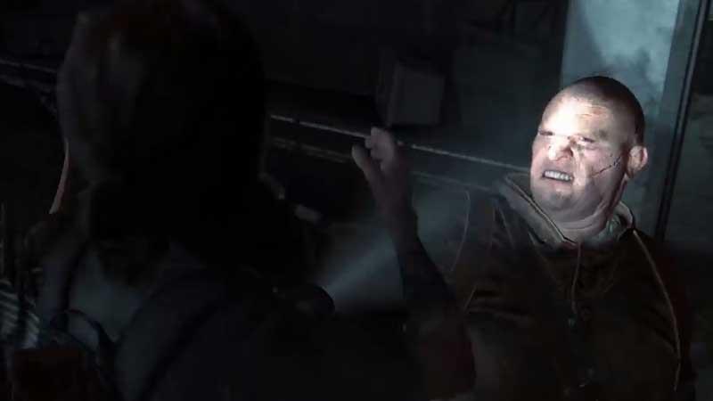 Last of Us 2 WLF Guard