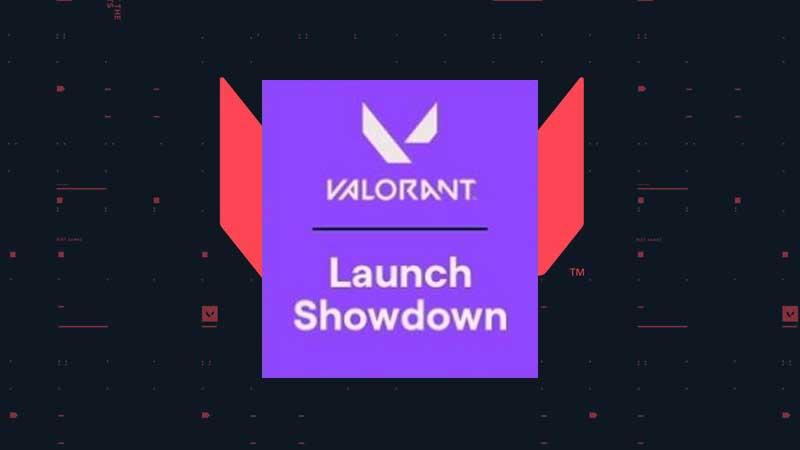Valorant Twitch Rivals Showdown
