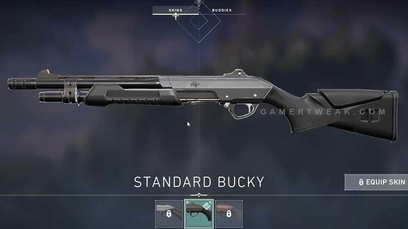 Valorant Bucky Shotgun Guide