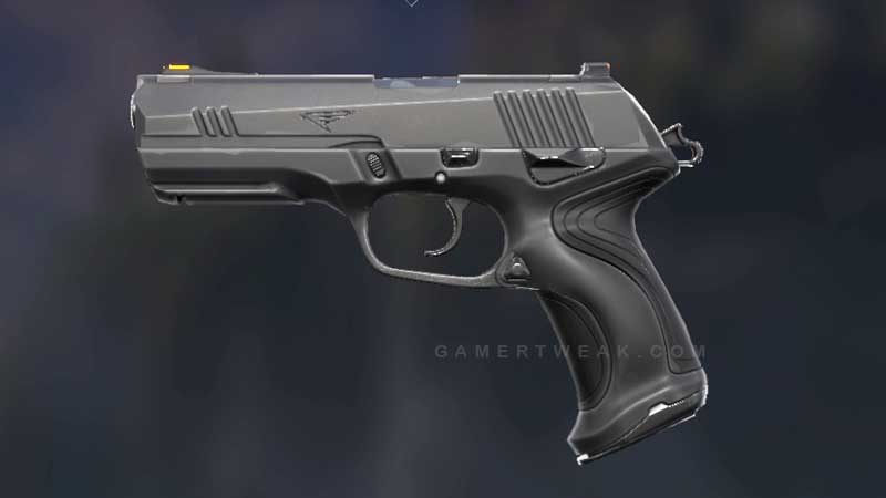 Valorant Classic Pistol Weapon