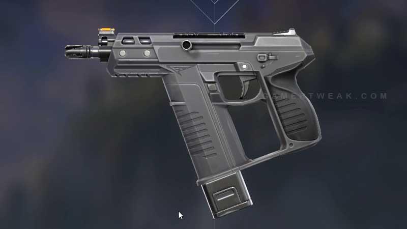 Valorant Frenzy Pistol