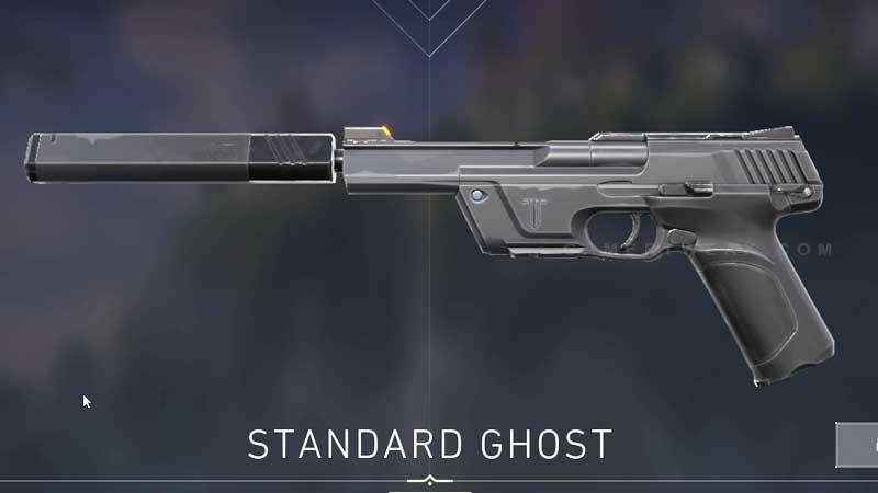 Valorant Ghost Pistol