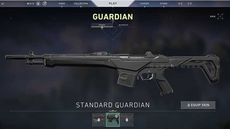 Valorant Guardian Rifle Guide