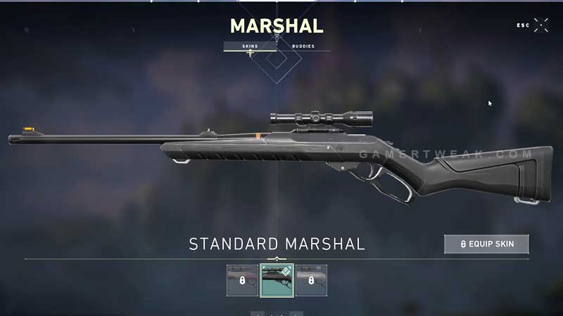 Valorant Marshal Sniper Guide