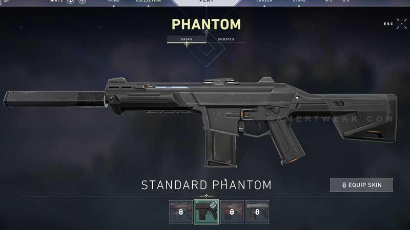 Valorant Phantom Rifle Guide