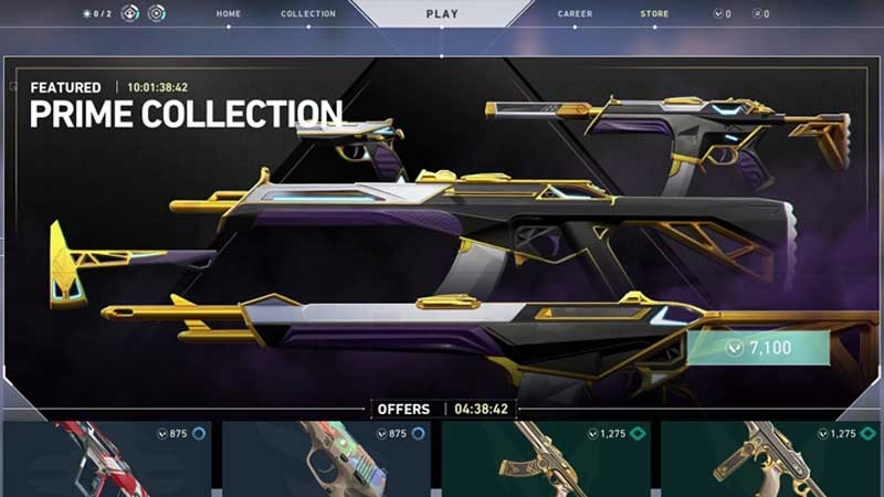 valorant-prime-skins-collection