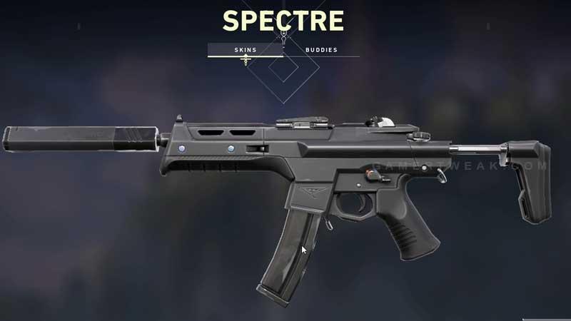 Valorant Spectre SMG Guide