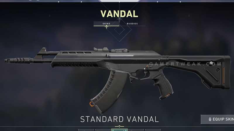 Valorant Vandal Rifle Guide