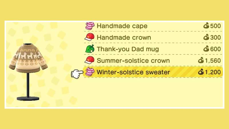 winter-solstice-item-acnh