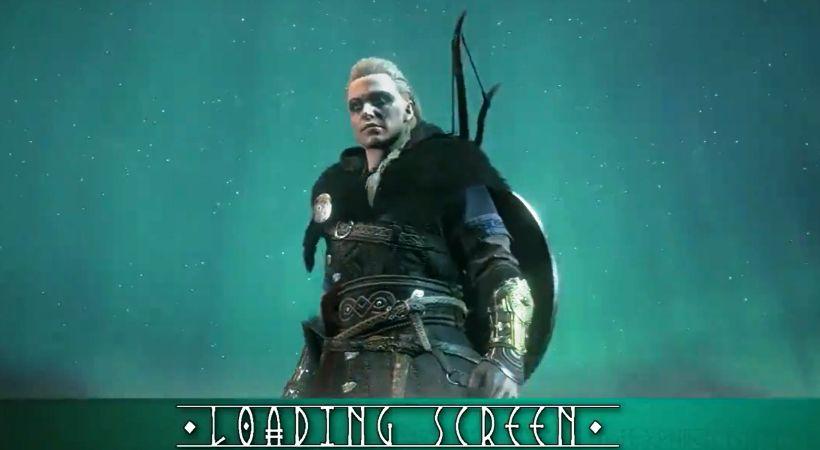 Assassin's Creed Valhalla's Loading Screen