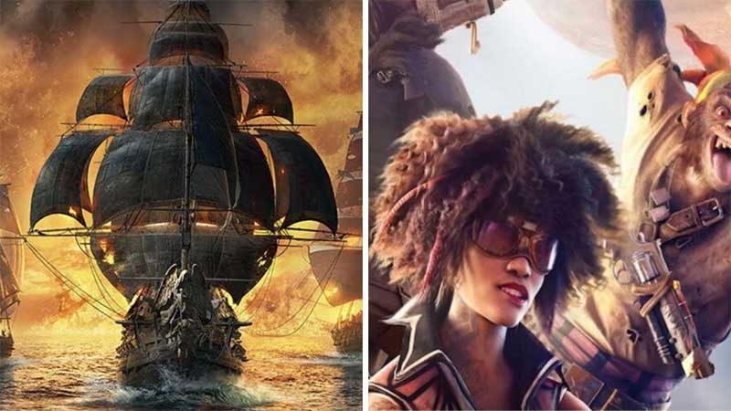 Beyond Good and Evil 2 skull & bones