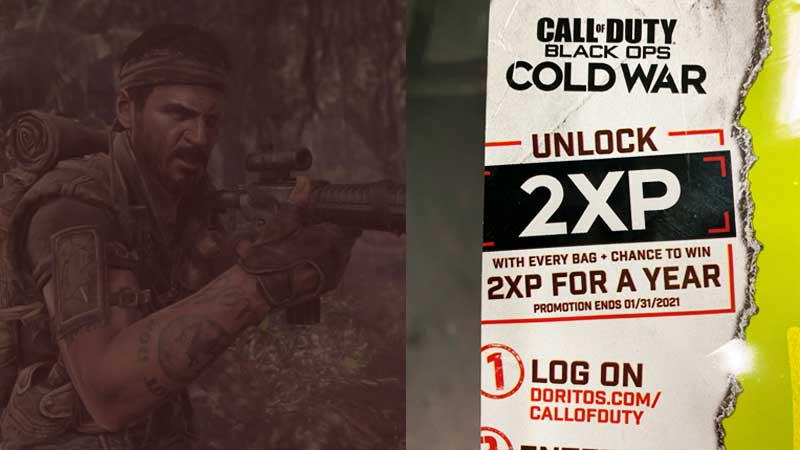 Call of Duty: Black Ops Cold War Release Date Leaked By Doritos