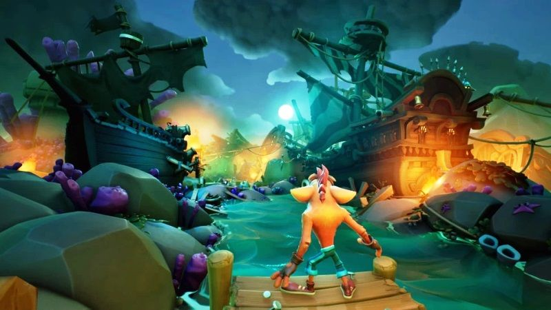 Crash Bandicoot 4: It's About Time Could Release On PC