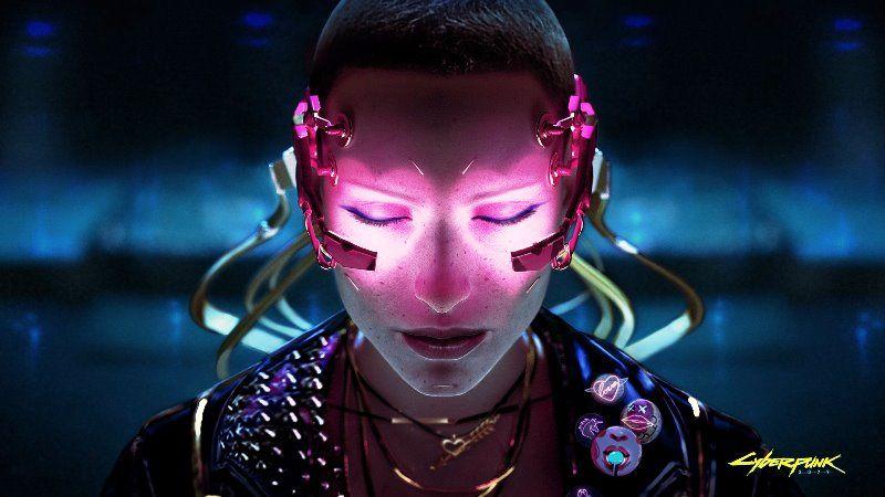 Cyberpunk 2077 Wall-Running