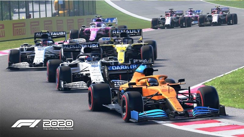 F1 2020 Update 1.05 Available Now