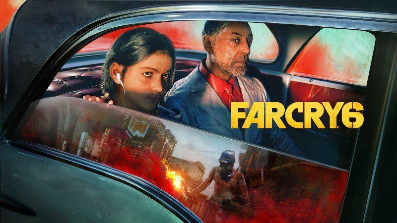Far Cry 6 Third-Person View