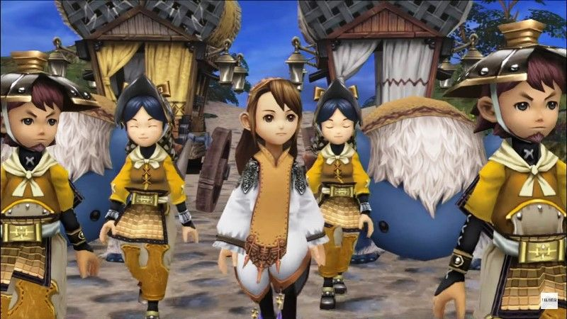 Final Fantasy Crystal Chronicles Remastered Edition New Trailer