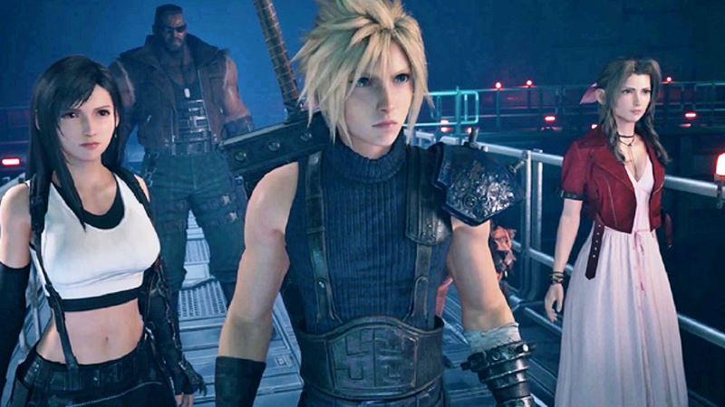 Final Fantasy VII Remake Part 2 Full Development