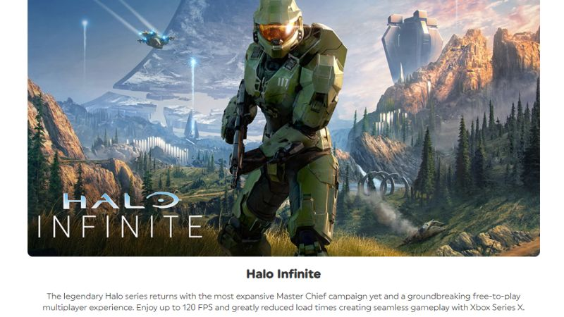 Halo Infinite Multiplayer Free-To-Play