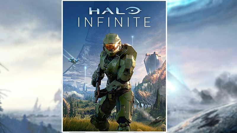Halo Infinite Official Box Art