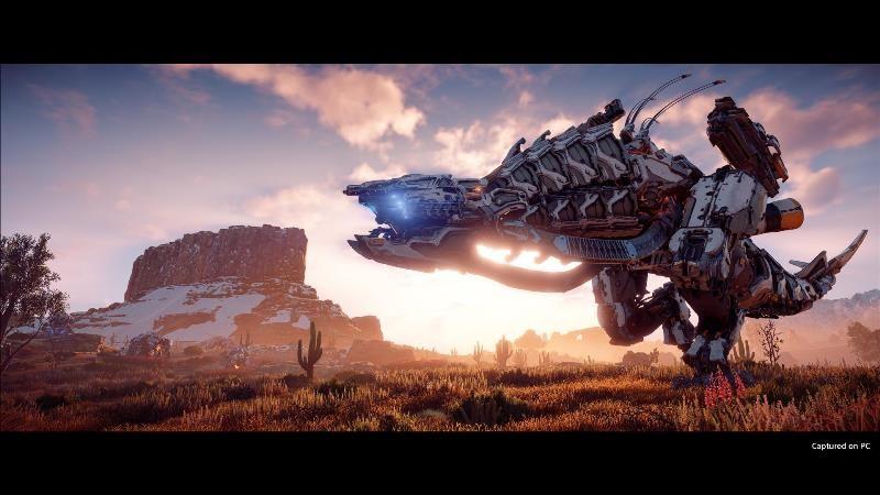 Horizon Zero Dawn Top Seller on Steam